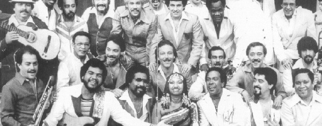 Fania All-Stars in Venezuela, 1980. Fania All-Stars were responsible for the popularization of salsa, especially salsa dura, a style which relied on the descarga format with long jams and extended soloing.